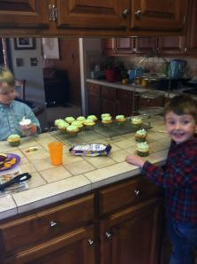 Cupcake designers.  Will work for a cupcake.